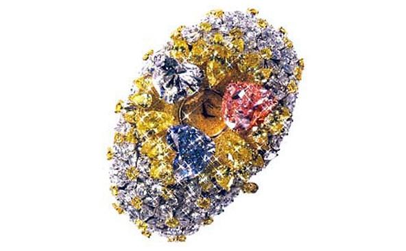Часы 201-carat Chopard ($25.000.000)