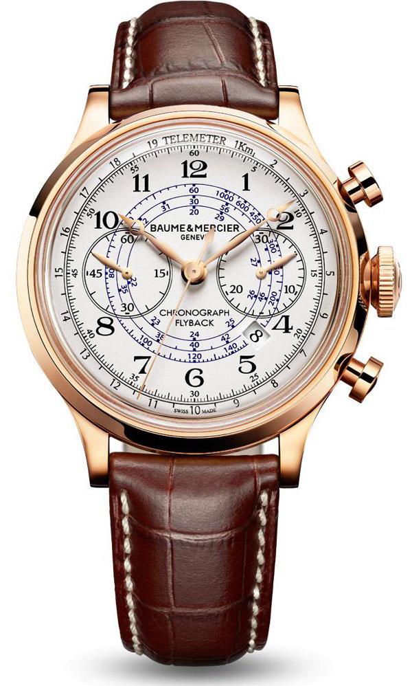 Часы Baume & Mercier Capeland