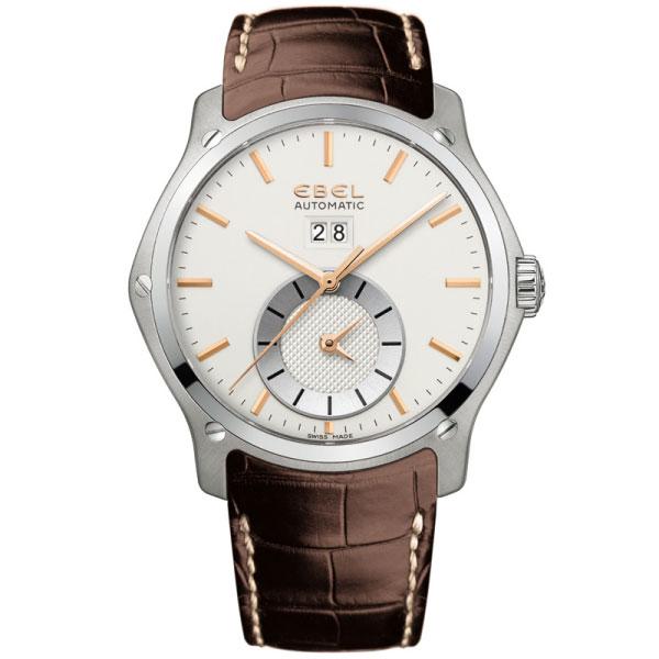 Часы Ebel Classic Hexagon GMT