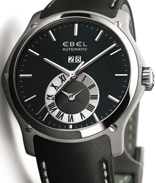 Обзор часов Ebel Classic Hexagon GMT