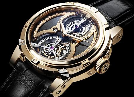 Часы Louis Moinet Meteoris ($4.600.000)