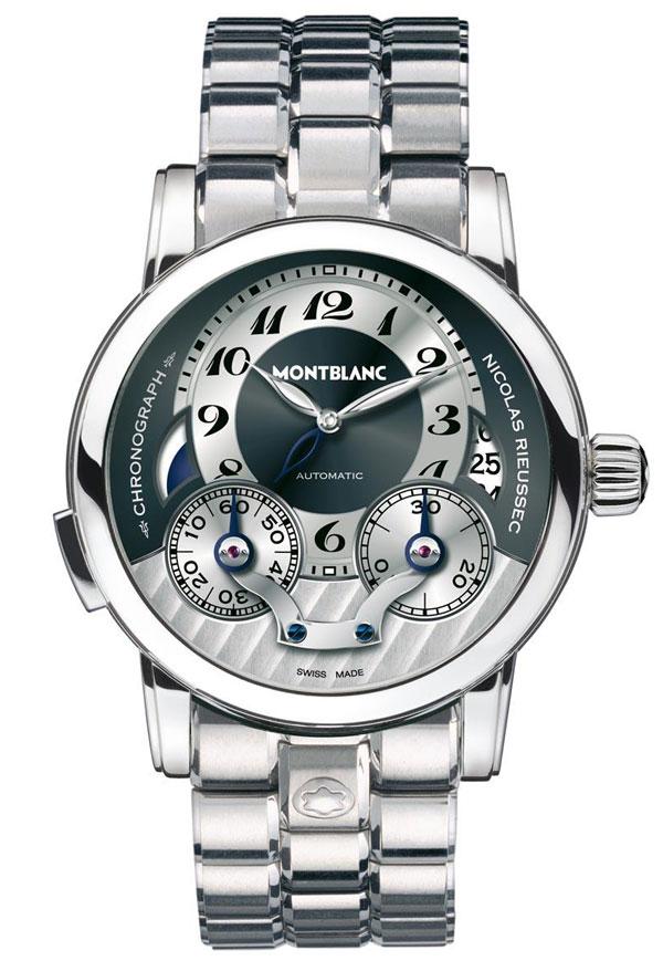 Обзор часов Montblanc Nicolas Rieussec