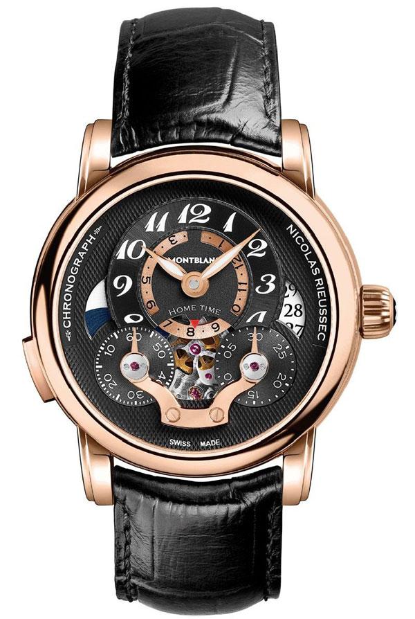 Часы Montblanc Nicolas Rieussec.