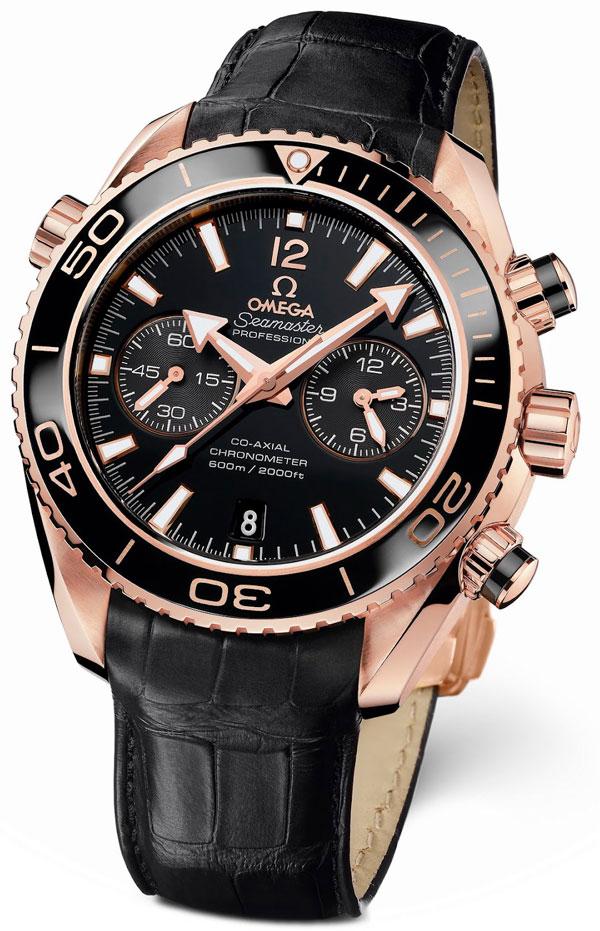 Брендовые часы OMEGA Seamaster Planet Ocean