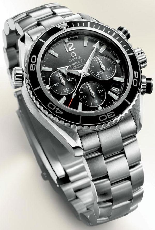 OMEGA Seamaster Planet Ocean брендовые часы