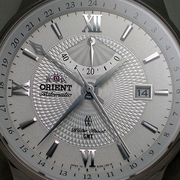 ЧасыOrient DJ02003W GMT