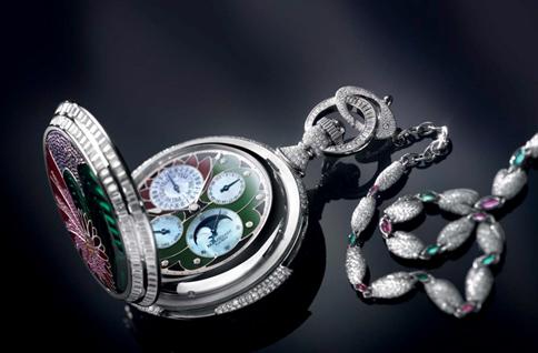 Часы Parmigiani Fleurier Fibonacci Pocket Watch ($2.400.000)