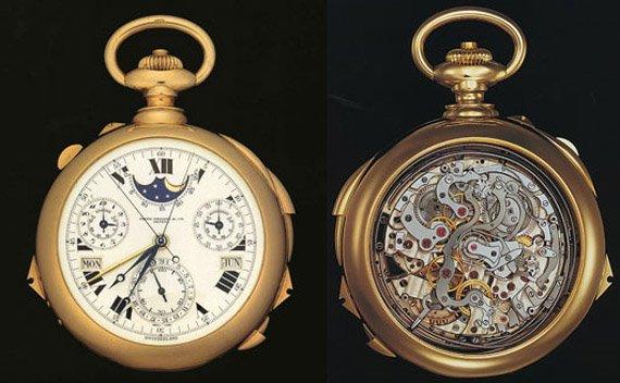 Часы Patek Phillipe Supercomplication ($11.000.000)