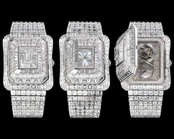 Часы Piaget Emperador Temple ($3.500.000)