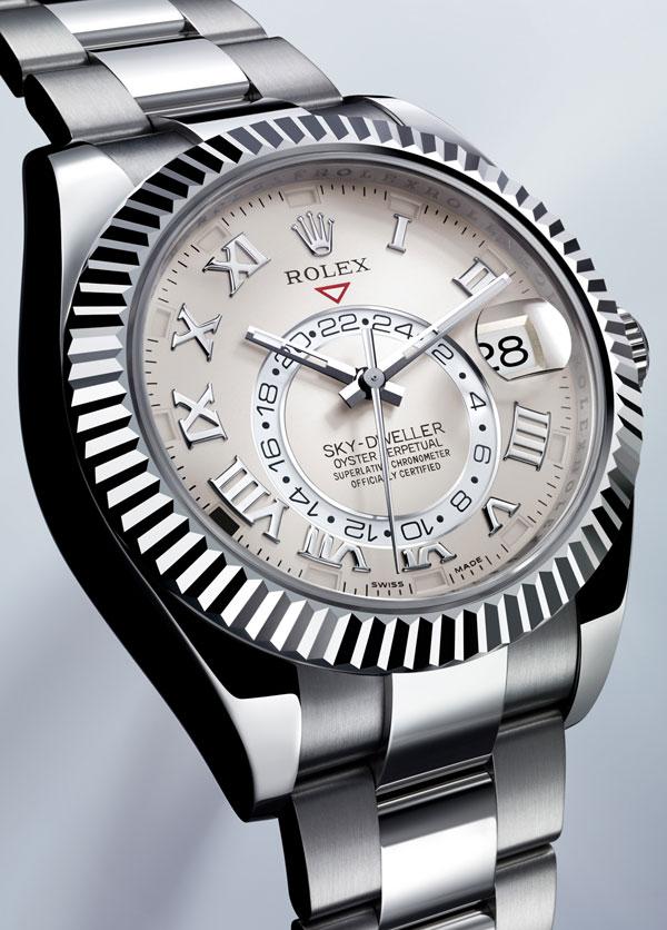Обзор часов Rolex Sky-Dweller