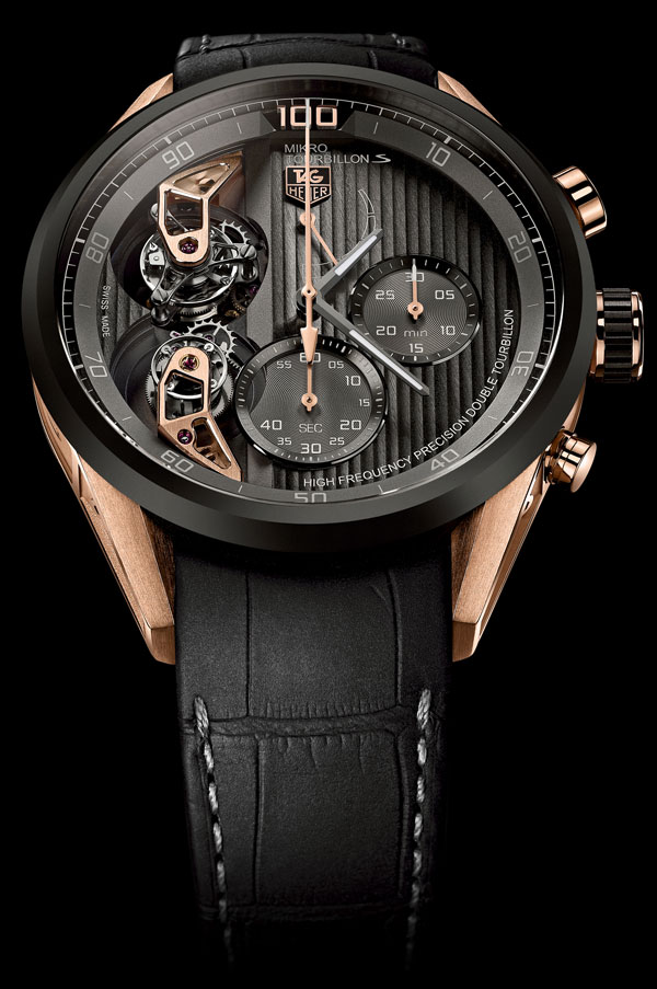 Часы TAG Heuer MikrotourbillonS