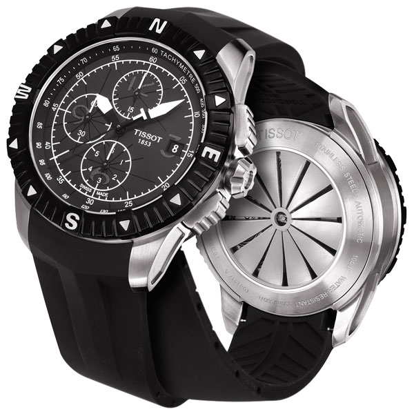 Обзор часов Tissot T-Navigator Chronograph