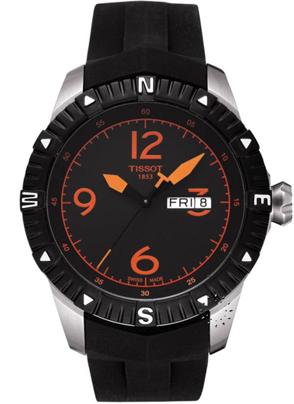 Обзор часов Tissot T-Navigator Automatic