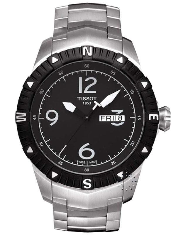 Обзор часов Tissot T-Navigator