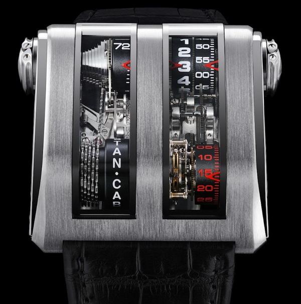 Часы Cabestan Trapezium