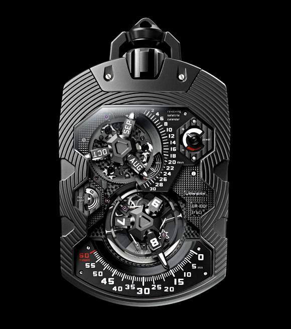 Часы Urwerk UR-1001