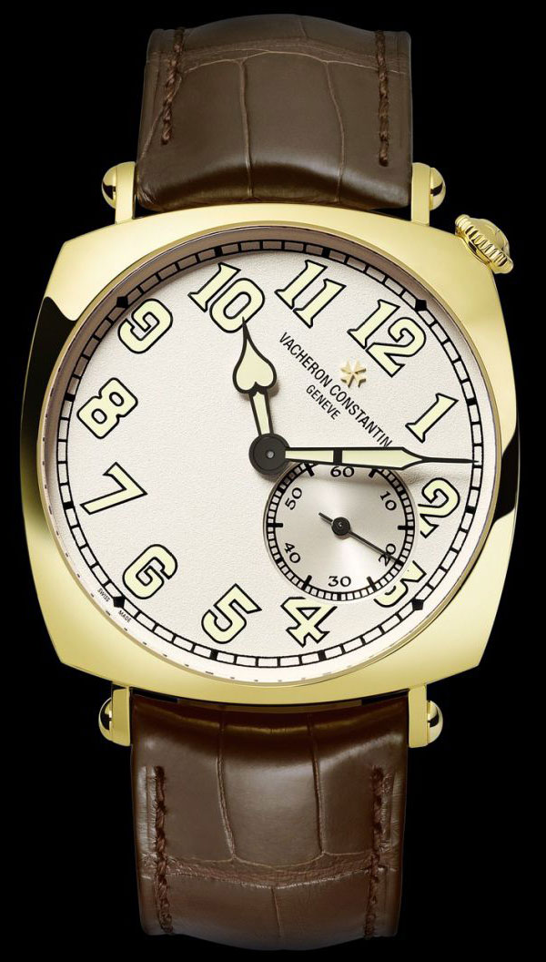 Обзор часов Vacheron Constantin Historiques American 1921 Boutique New York