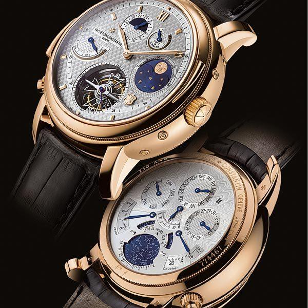 Часы Vacheron Constantin Tour de l'Ile ($1.500.000)
