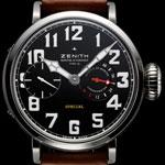 Обзор часов Zenith Pilot Montre Type 20