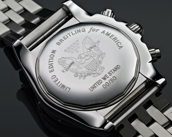 Обзор часов Breitling Chronomat 44 Limited Edition US Veterans Tribute