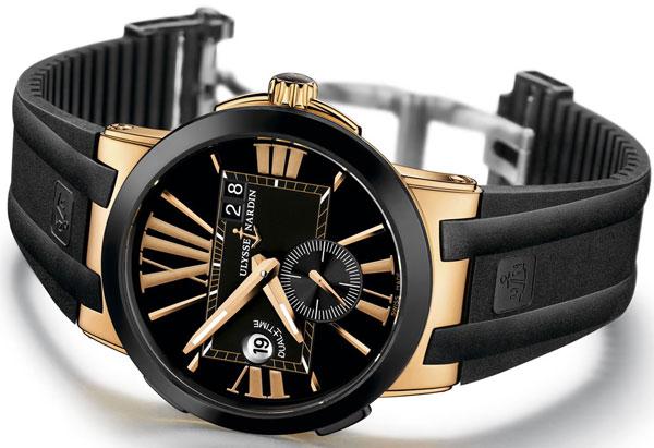 Брендовые часы Ulysse Nardin Executive Dual Time