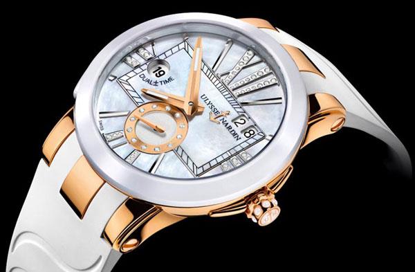Обзоры часов Ulysse Nardin Executive Dual Time