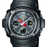 Обзор часов Casio G-Shock AWG101-1A