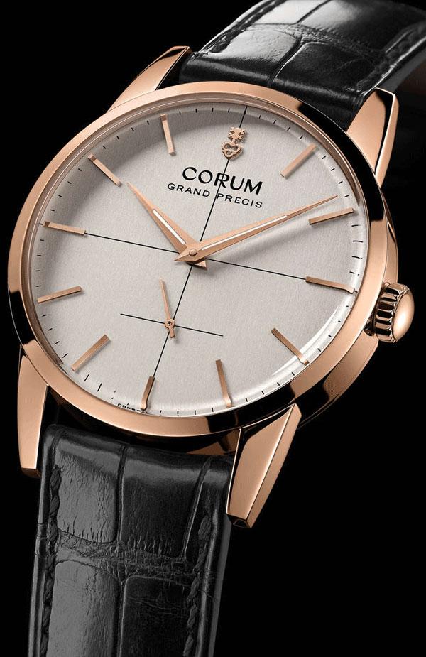 Обзор часов Corum Grand Precis