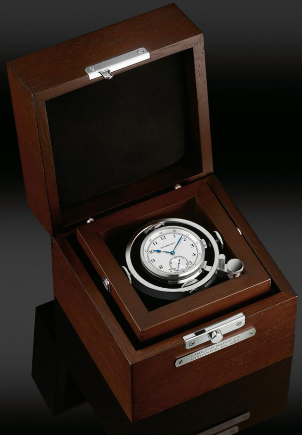 Обзор часов Hamilton Khaki Navy Pioneer