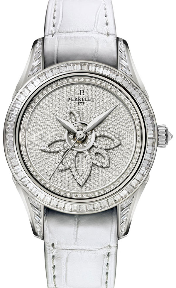 Цена часов Perrelet Diamond Flower Double Rotor