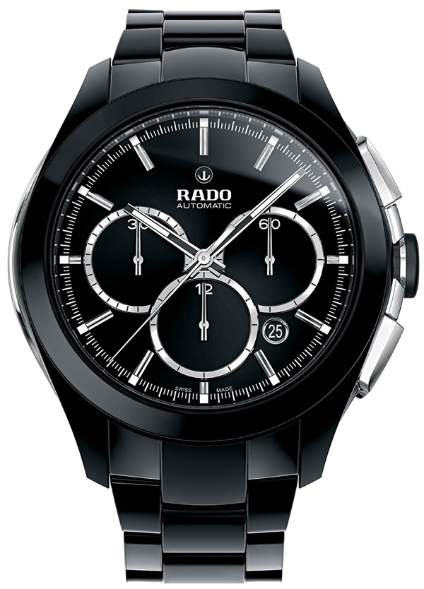 Обзор часов Rado HyperChrome Automatic Chronograph XXL, Цена Rado HyperChrome