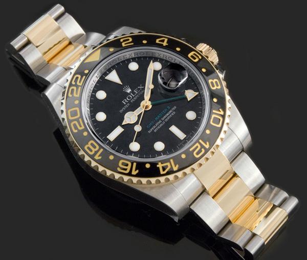 Обзор часов Rolex GMT-Master II