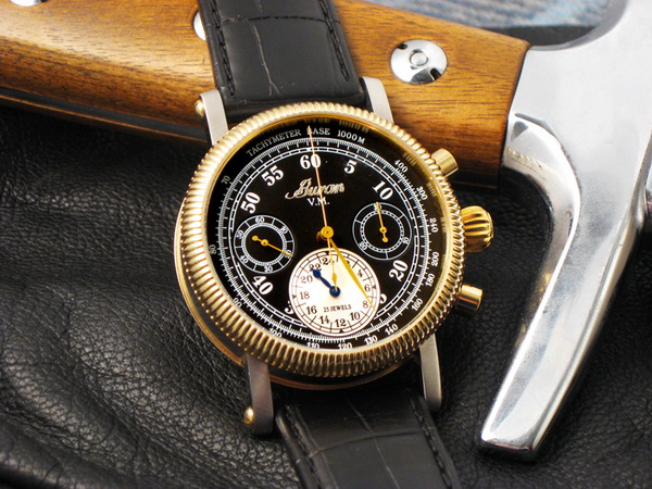 Российские часы Буран