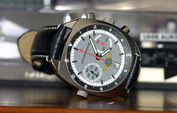 Российские часы Штурманские