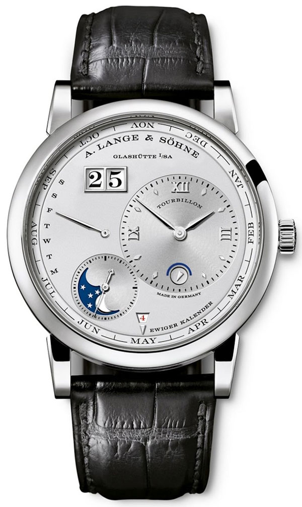 Часы A. Lange & Sohne Lange 1 Tourbillon Perpetual Calendar
