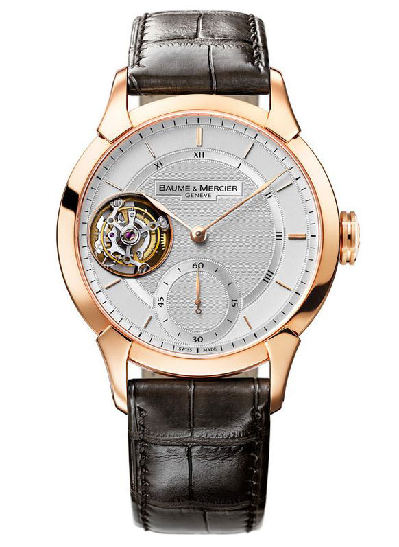 Обзор часов Baume & Mercier William Baume Tourbillon