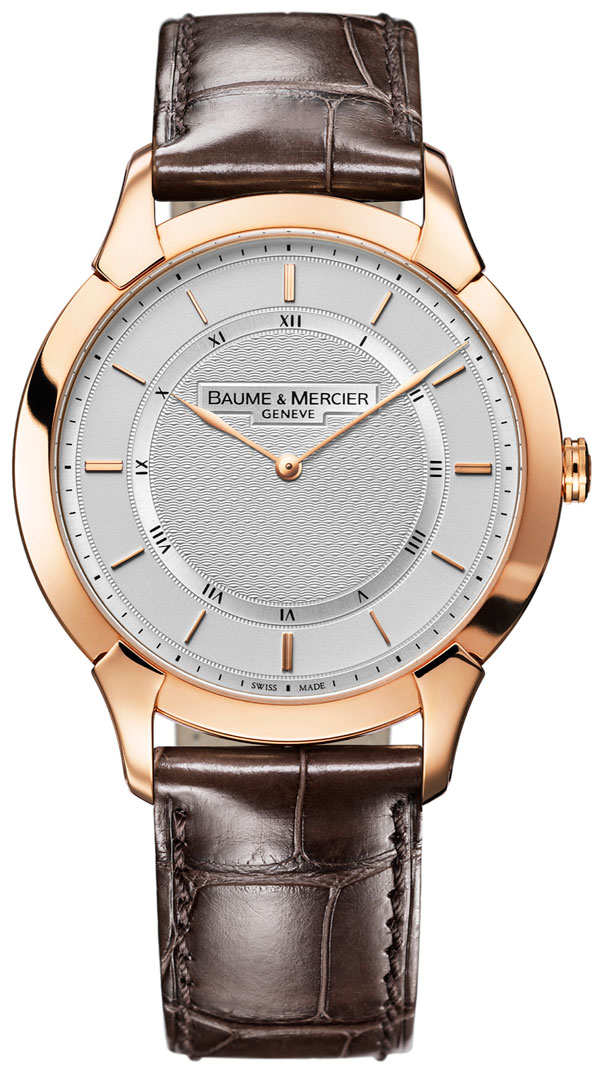 Обзор часов Baume & Mercier William Baume Ultraflat