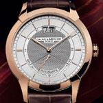 Обзор часов Baume & Mercier William Baume: Retrograde, Ultraflat и Tourbillon