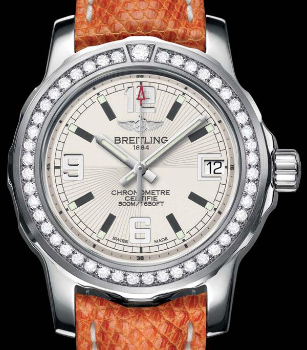 Обзор часов Breitling Colt 33