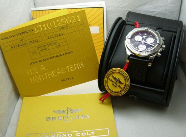 Часы Breitling Colt SuperQuartz