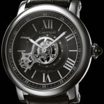 Обзор часов Cartier Astrotourbillon Carbon Crystal