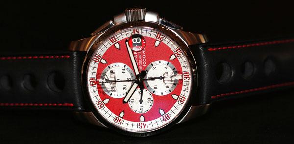 Обзор часов Chopard Mille Miglia GTXL Rosso Corsa