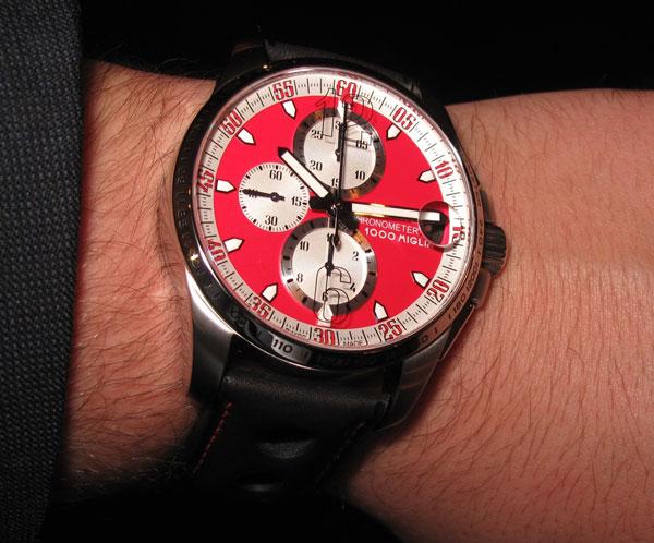 Часы Chopard Mille Miglia GTXL Rosso Corsa