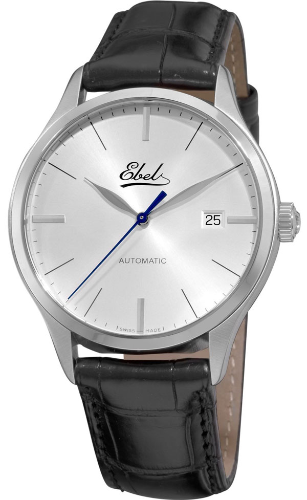 Обзор брендовых часов Ebel Classic 100