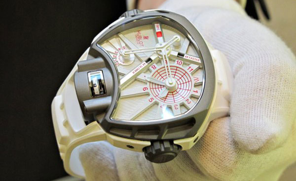 Обзор часов Hublot La Cle du Temps Marcus