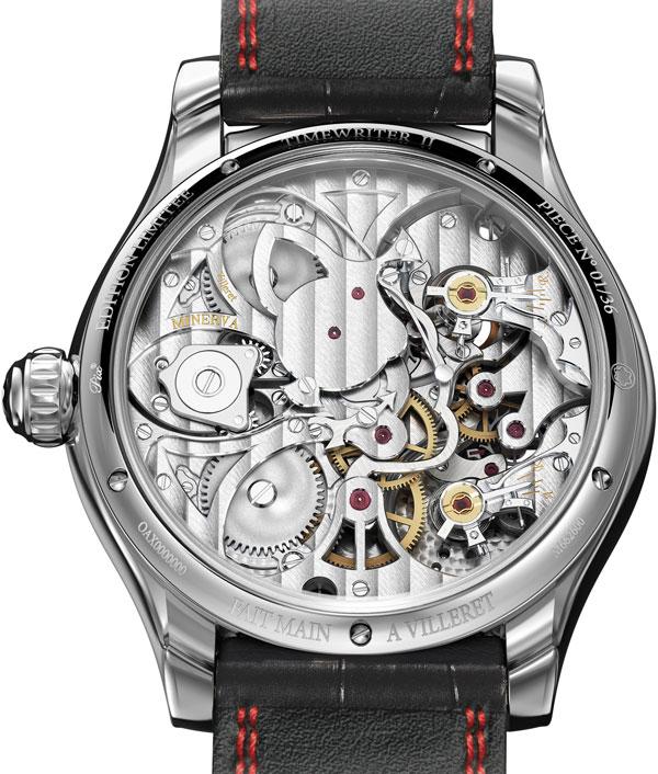Обзор часов Montblanc Timewriter II Chronographe Bi-Frequence 1000