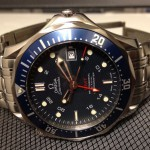 Обзор часов Omega Seamaster 300M GMT «James Bond»