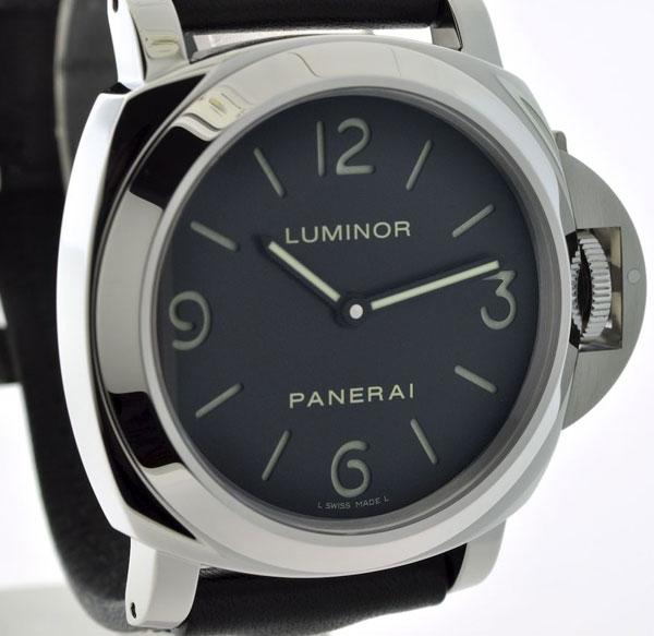 Обзор часов Panerai Luminor PAM00112