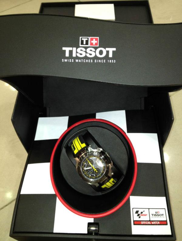 Обзор часов Tissot T-Race MotoGP 2012 C01.211 Automatic-Chronograph