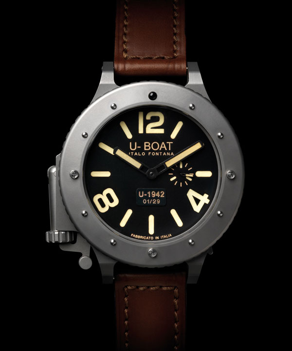 Обзор часов U-Boat U-1942